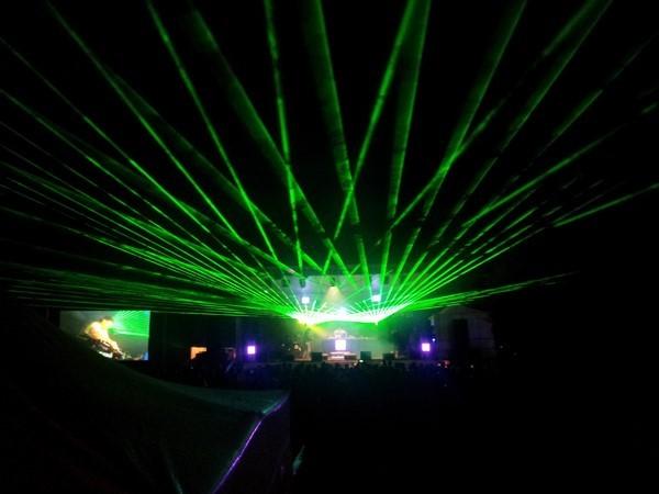 spectacle laser Dijon